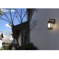 Quality American Country Vintage Aluminum Garden Wall Light Sconce With E27 Bulb Socket for sale
