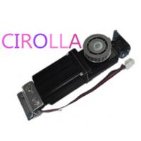 Quality Black and Square High Quality Automatic Sliding Door Motor 75W 24VDC for sale