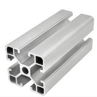 Quality 6063 Anodised Building Industrial Extruded Aluminum Profiles For Automation CNC for sale