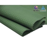 China Waterproof Rip Stop Polyester Cotton Material Fabric Textiles for Army Uniform on sale