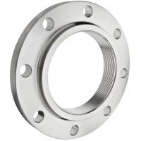 Quality ANSI DN80 PN110 Steel Pipe Flange , Stainless Steel Threaded Flanges for sale