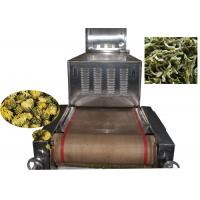 China 80 KW Microwave Vacuum Drying Equipment Tea Sterilization In Food Industry on sale