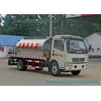 Quality Dongfeng Duolika 4X2 Bitumen bitumen trailer 2 Axles 7760X 2500X 2880 mm for sale