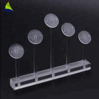 China Custom Acrylic Jewelry Display Case Counter - Top Jewelry Earring Displays on sale