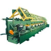 Quality High Carbon Steel Vertical Wire Drawing Machine With Electrical Control System for sale