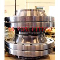 Quality ASTM / ASME A/SA 182 & A240  Stainless  steel Duplex steel flanges for sale