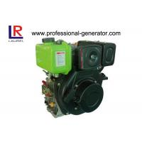 Quality Single Cylinder Swirl ChamberIndustrial Diesel Engines Kick Start / Electric Startfor Automobile for sale