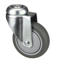 China Home - Care Bed Frame Casters / Medical Grade 4 Inch Swivel Casters on sale