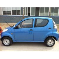 Quality Eec Electric Car 65 Kmph Max Speed Of Uniframe Body for sale