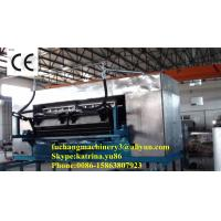 Quality Rotary Egg Tray Forming Machine with CE Certificate for sale