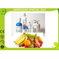 Quality Fruit Ripening C2H4 voc gas 99.95% Packaged In DOT ISO GB Steamless Cylinders for sale