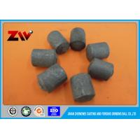 Quality Good wear Resistance High Chrome Grinding Cylpebs with ISO9001 for sale