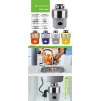 DSW560 kitchen food waste disposer specification