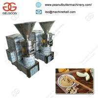 Quality Almond Nut butter making machine - Made in China nuts paste making machine for sale for sale
