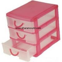 Quality plastic drawer mould for sale