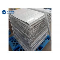 Quality High Strength Aluminum Sq Tubing , Aluminum CNC Mill Hardware Powder Coating for sale
