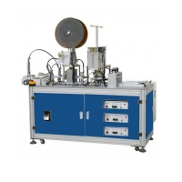 Buy cheap Inner Earloop Welding 60pcs/Min Mask Manufacturing Machine from wholesalers
