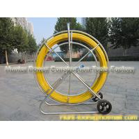 Quality Locatable Duct Rodders color yellow white black blue for sale