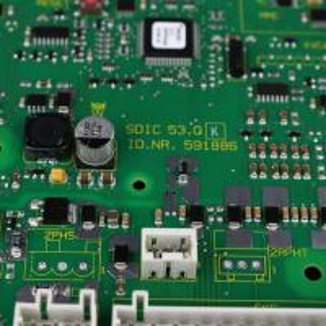 Schindler Elevator 3300 Spare Parts PCB Board SDIC 51 Q IN