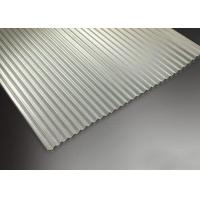 China Residential Aluminium Roofing Sheet Thick 0.9mm 0.8mm Alloy 3003 1100 3004 on sale