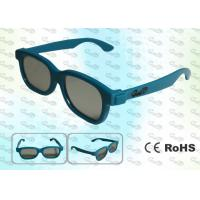Quality ABS REALD Cinema Use Circular polarized 3D glasses  for sale