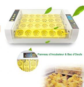 Quality 110V/220V Bird Egg Incubator Transparency PVC Material Convenient Operation for sale