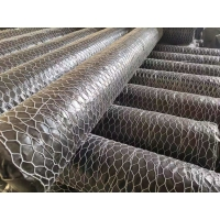 Quality chicken Galvanized Hexagonal Wire Mesh , 1 inch Pvc Coated Hex Wire for sale