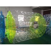 Buy cheap Commercial PVC Transparent Inflatable Pool Water Roller Ball SCT EN71 from wholesalers