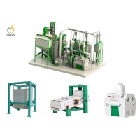 Quality foodstuffs 300kw 80t/24h Wheat Flour Making Machine for sale