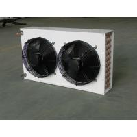 Quality 220V / 380V Refrigeration Controls Double Fan V Type Dual Fans Condensers KW604A3-LN for sale