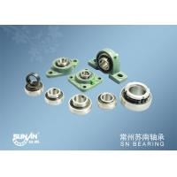 Quality Industrial And Agricultural Mounted Bearing Units Low Noise / Pillar Block Bearings / Types of Ball Bearings for sale