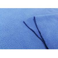 Quality Two Side Brushed Jacket Cotton Fabric Weatherproof Multiple Function for sale