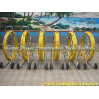 Quality Strong non-conductive fiberglass rod construction professional manufacture for sale