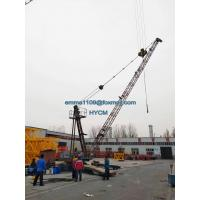 Quality D3015 Derrick Crane Tower Building 200mts Height Lift 2Tons Material for sale