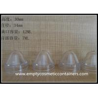 Buy cheap Big Mouth Plastic Bottle Preforms Transparent Empty Cosmetic Bottles from wholesalers