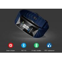 Quality Digital Sport Bracelet Watch Fitness Tracker Long Time Standby Heart Rate Monitor for sale