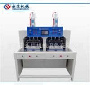 China EVA forming machine double head heating press machine on sale