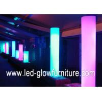 Quality Colorful lights LED Pillars with 16 single color and 4 RGB multi color changed for sale