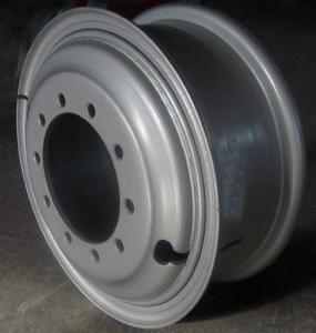 China 22.5-9.0 heavy duty truck wheel rims on sale