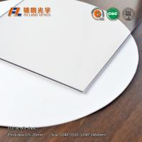 Quality 11mm Iridescent Anti Static Acrylic Sheet / Pmma Sheet For Computer Device for sale