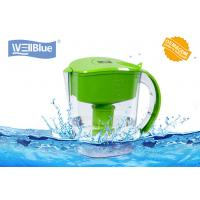 China Household Plastic Alkaline Water Pitcher With Non Electric Eco Friendly on sale