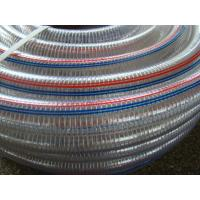 Quality Food Grade Spiral Steel Wire Reinforced/PVC Water Suction Hose/ PVC Suction Hose for sale