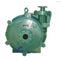 Quality High corrosion abrasion resistant horizontal centrifugal slurry pumps for sale