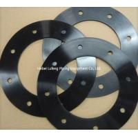 Quality Custom make Round EPDM Rubber Flange Gasket for sale