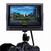 China 7-inch LCD on Camera-top Monitor with HDMI® Input and Output for Canon Camera on sale