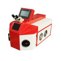 Quality Red Copper Jewelry Laser Welder , User Friendly Mini Laser Welding Machine for sale