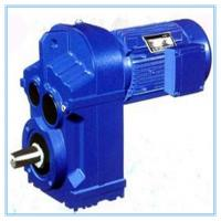 Quality Engineering Machines Cast Ion Speed Reducer Gearbox Model FF 37 for sale
