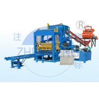 China QT4-15 Concrete Hollow Block Making Machine, 380v Cement Block Manufacturing Machine on sale