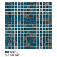 KG series glass mosaic for background decor KG319