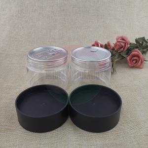 China Food Grade Dried Food PET Packaging Jar  EOE Screw Cap Stackable on sale